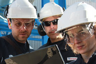 Air Liquide offers training and advice to people using industrial gases.