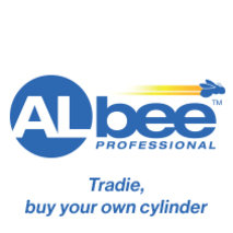 ALbee: Tradie, buy your own gas cylinders