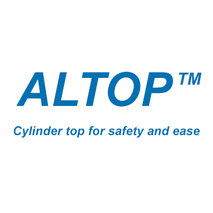 ALTOP™ Cylinder top for safety and ease