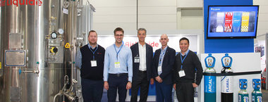 Air Liquide Australia back at NMW 2019