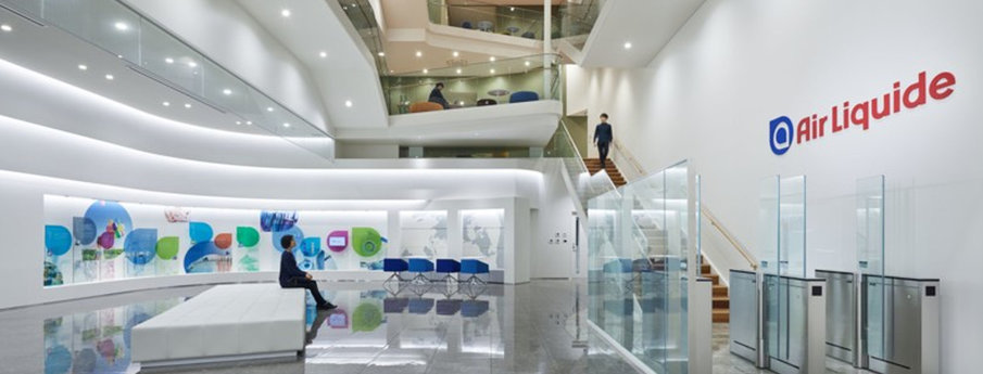 Air Liquide inaugurates its new Tokyo Innovation Campus
